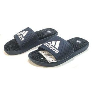 b07902267 adidas Shoes - Adidas Voloossage Flip Flops Sandals Navy Blue NWB